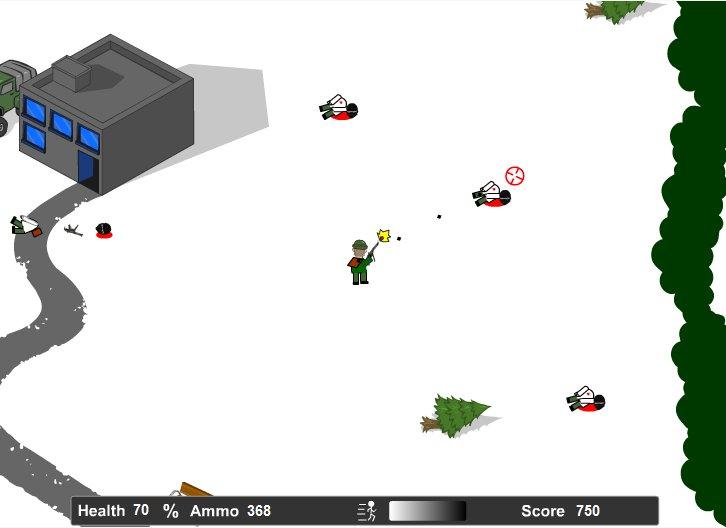 Flash Fodder - Giochi gratis online